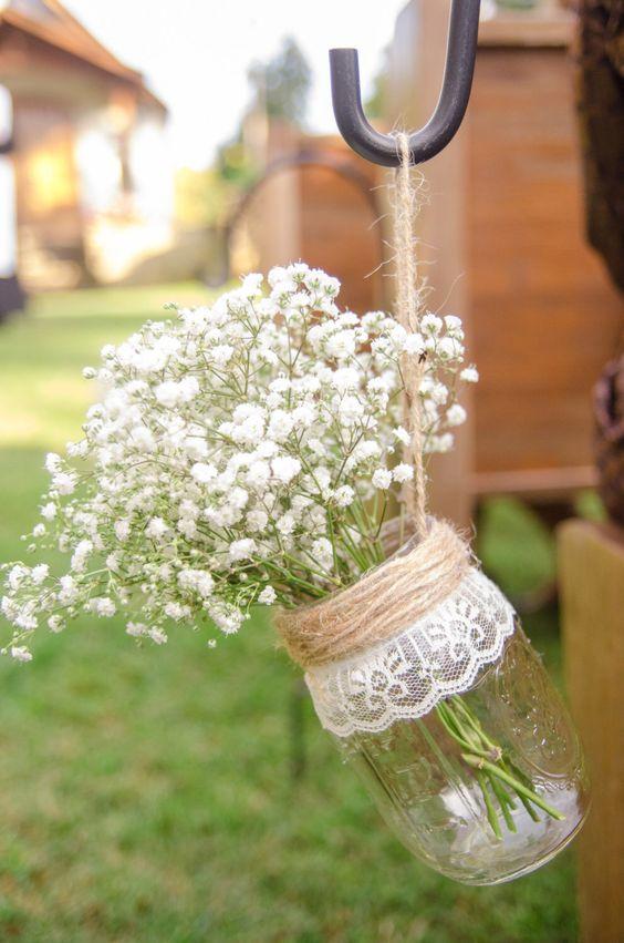 Outside Vase Decoration