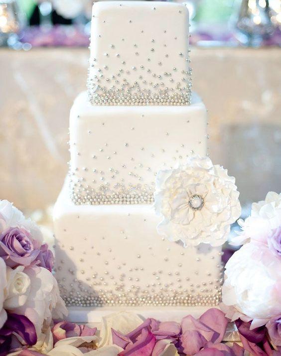 Elegant Unique Wedding Cakes