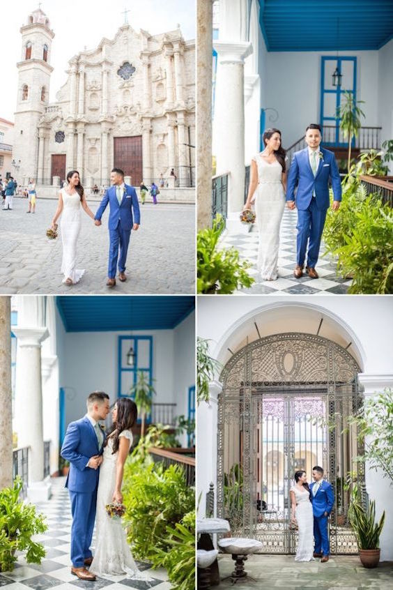 Cuban Inspired Wedding A Tropical Trend With Lots Of Sabor