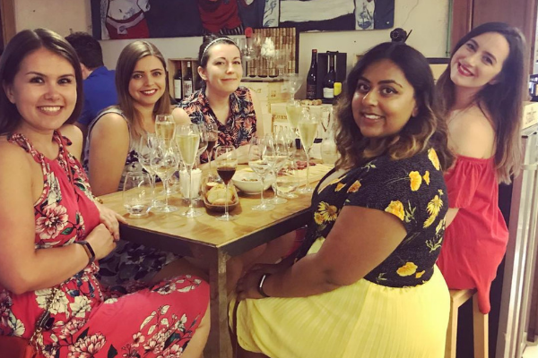 Summer Sessions Wine Tasting Club at Bodega Maestrazgo in Barcelona in July 2020 Golden Wine Tasting Voucher