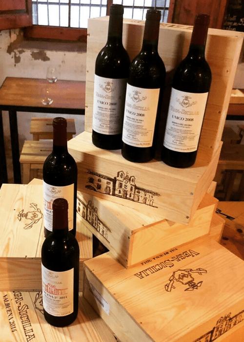 Vega Sicilia Boxes Valbuena 5 2014