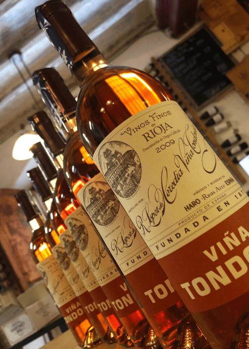 Viña Tondonia Rose Wine Rioja