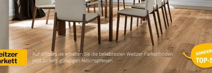 Weitzer Parkett Top-Seller preis-günstig