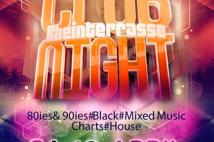 Rheinterrasse Club Night