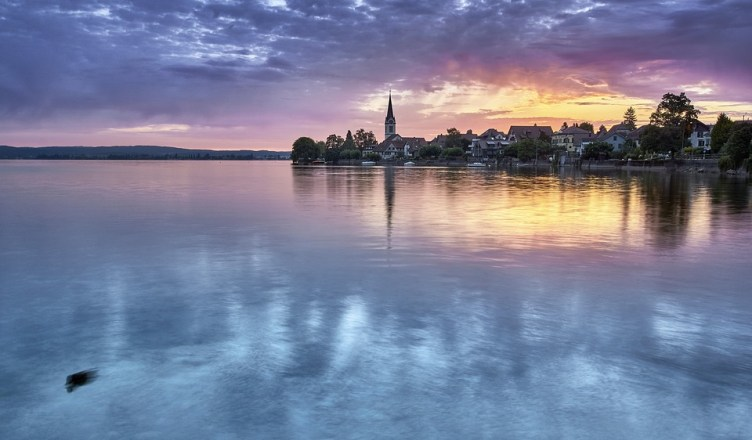 Bodensee Abendstimmung