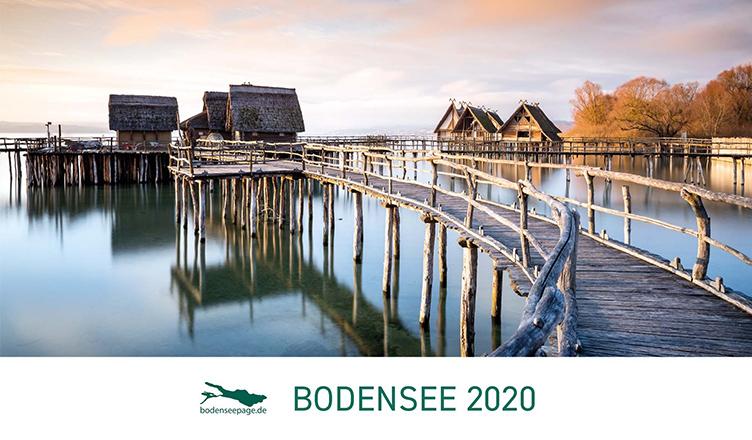 Bodensee Kalender 2020 ist da