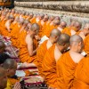タイ僧侶 の肥満問題について。実際にタイで托鉢してきました。