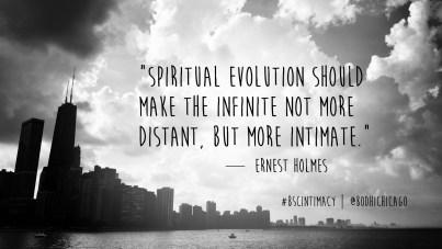 Wednesday Wisdom: Ernest Holmes On Spiritual Evolution - Bodhi