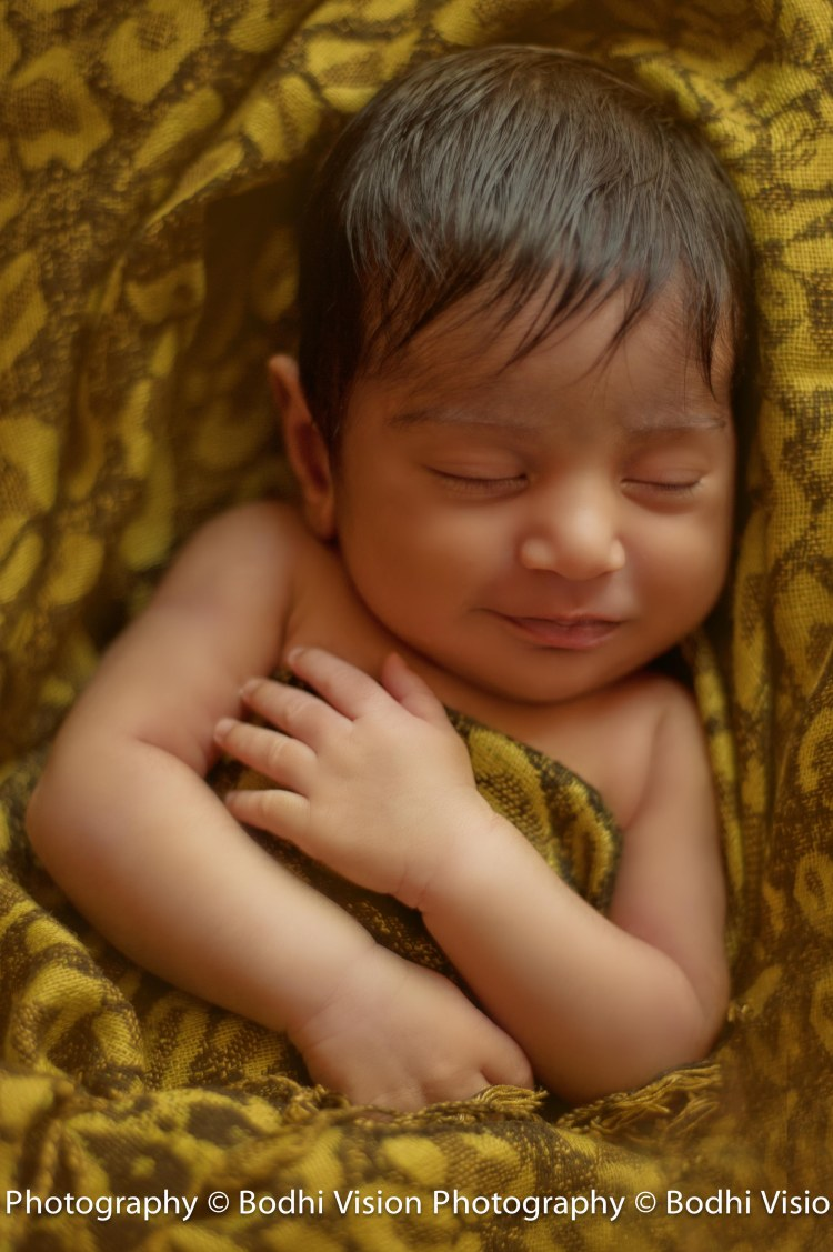 Newborn Zivah, Bodhi Vision Photography, KZN Durban Newborn  Photographer, Best Indian Baby Photographer