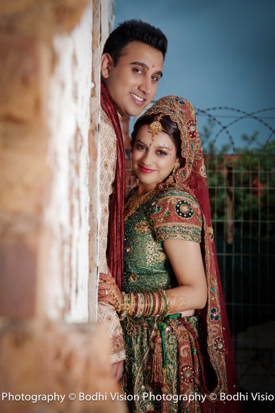 Sanjeev & Chandika's Gujrathi Wedding | Kendra Hall ...