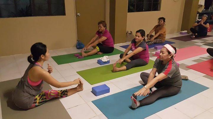 Job Opportunity: Yoga Teacher