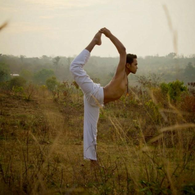Vinay Jesta - Bodhi Yoga Center's Lead Trainer