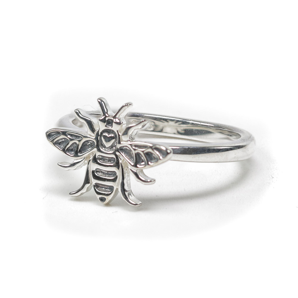 Manchester Bee Ring right
