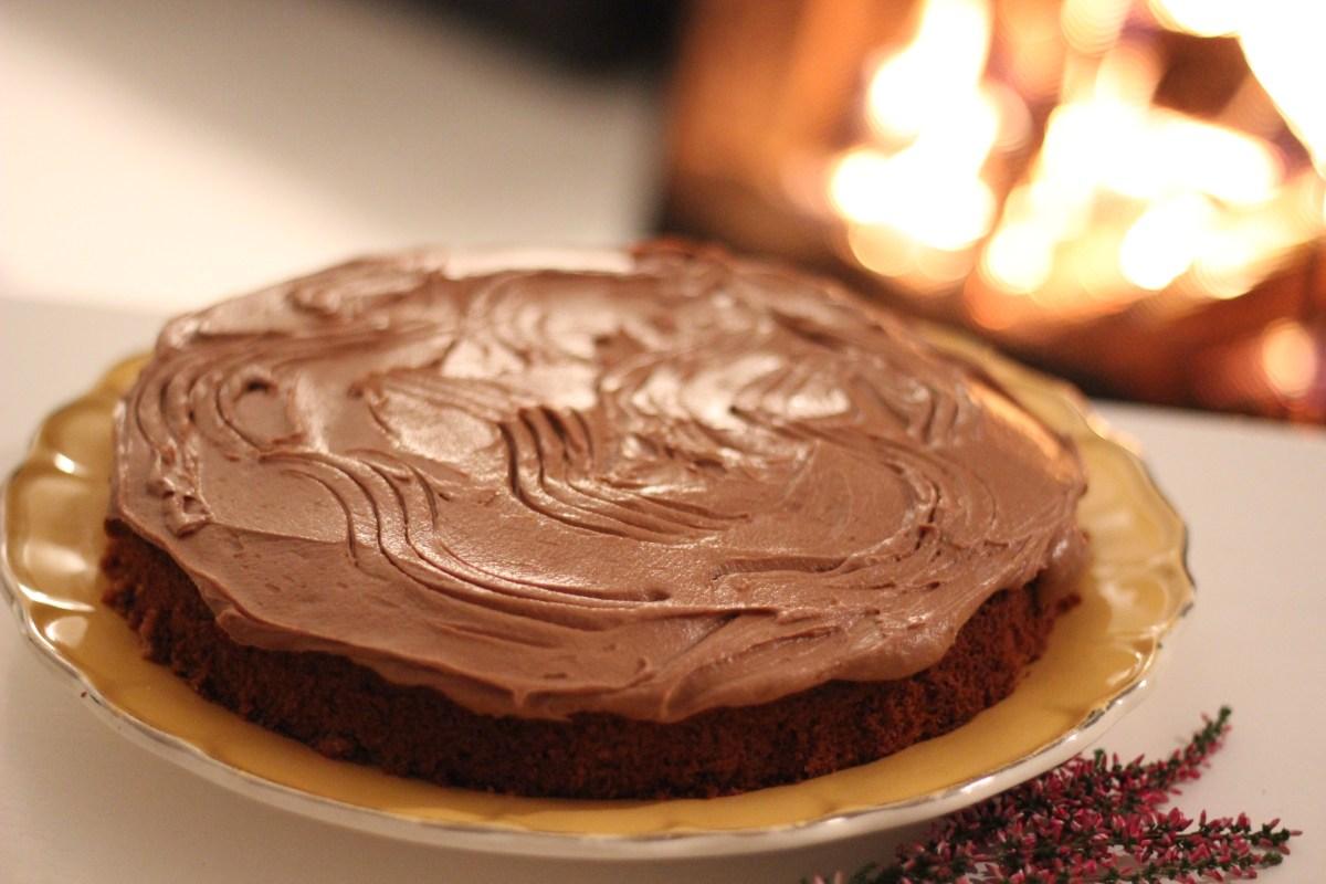 Evas sjokoladekake