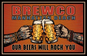 Brewco Cheers Logo