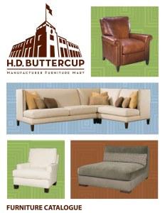 HD Buttercup catalogue designed for The Studio El Segundo.