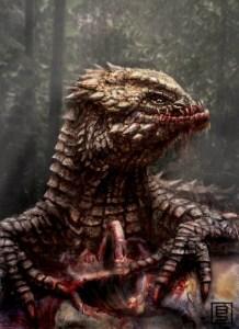 Lizard concept.