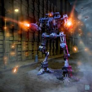 Robot concept 1.