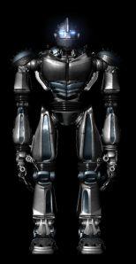Silver robot design