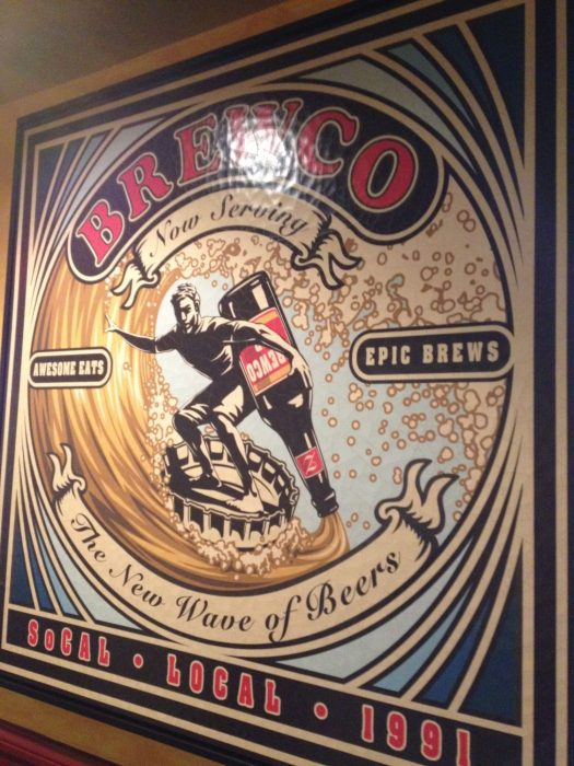 Brewco New Wave poster- shot by Gringo Bandito.