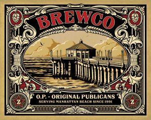 Brewco Original Publicans artwork