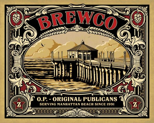 Brewco Original Publicans artwork