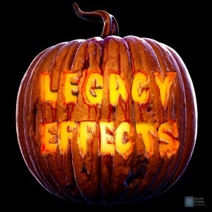Legacy Effects Halloween Youtube Logo