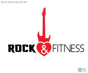 Rock'n Fitness early logo WIP v04_001