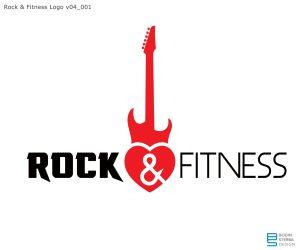 Rock'n Fitness early logo WIP v04_001
