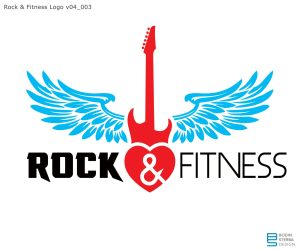 Rock'n Fitness early logo WIP v04_003