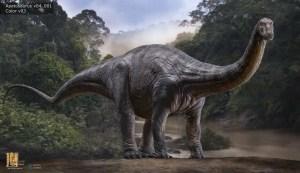 Jurassic World apatosaurus design
