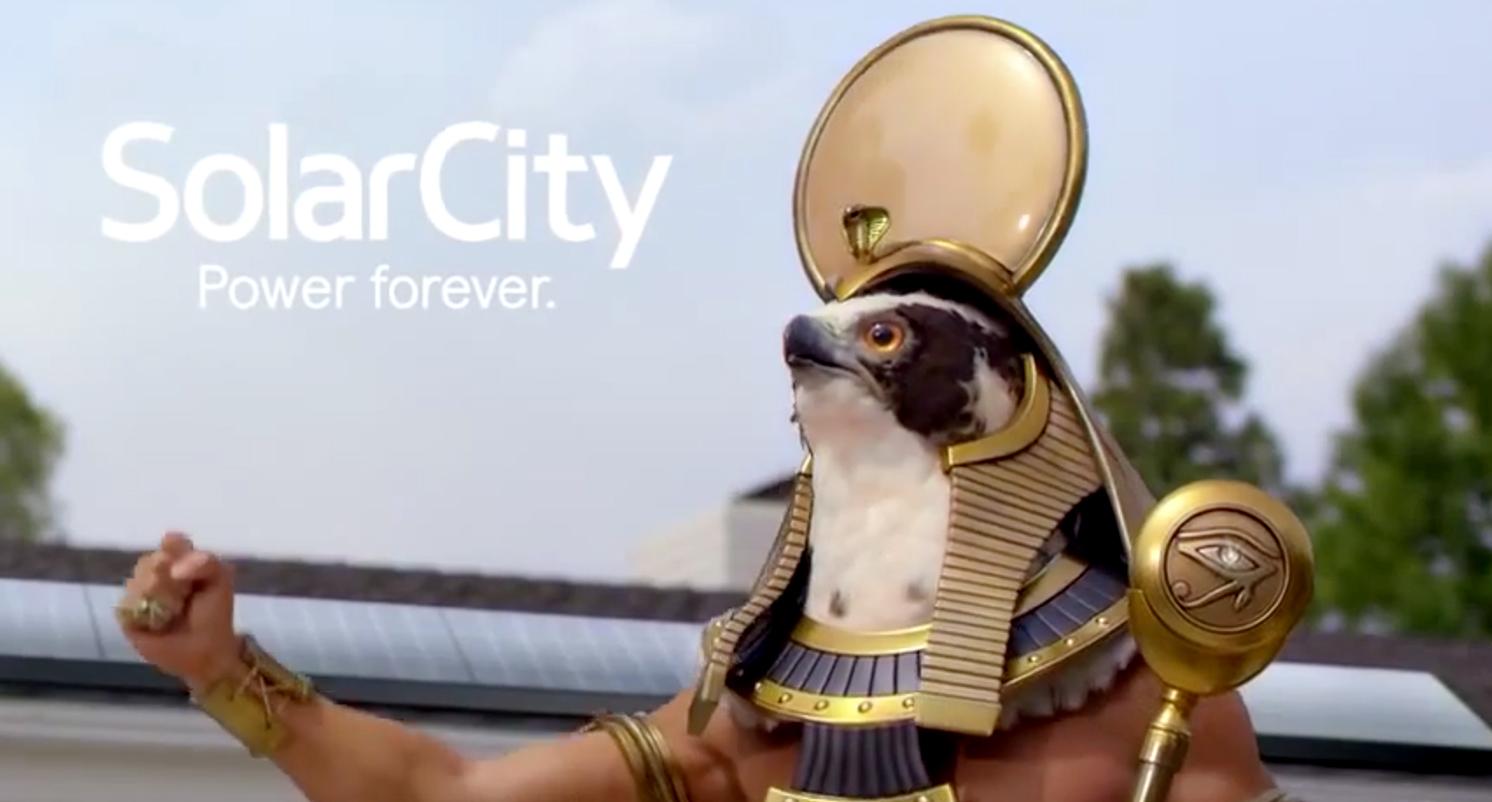 Solar City- Life with RA