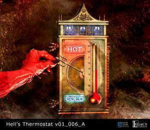 Hell's thermostat design