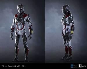 Alien concept v08