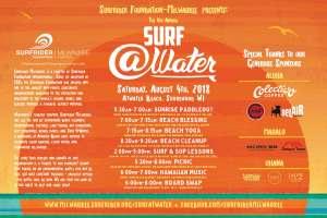 Surf @Water 2018 banner