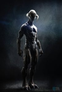 Pitch alien design 04