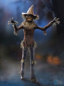 Scarecrow pitch design
