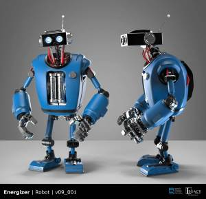 Energizer robot final preliminary design