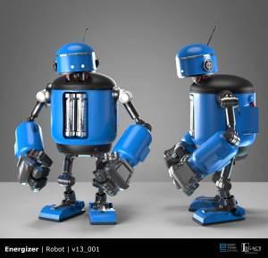 Energizer robot final preliminary design