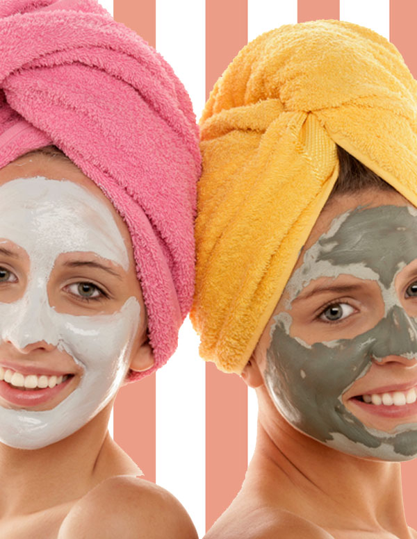 THE BEST HOMEMADE CHEMICAL-FREE MASK FOR GLOWING SKIN