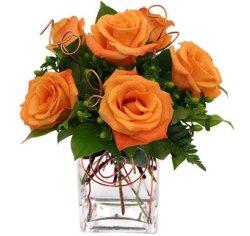 Vase-Life-Of-Cut-Roses