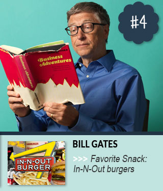 Bill-Gates-favorite-snack-food