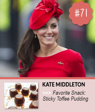 Kate-Middleton-loves-to-snack-on-sticky-toffee-pudding