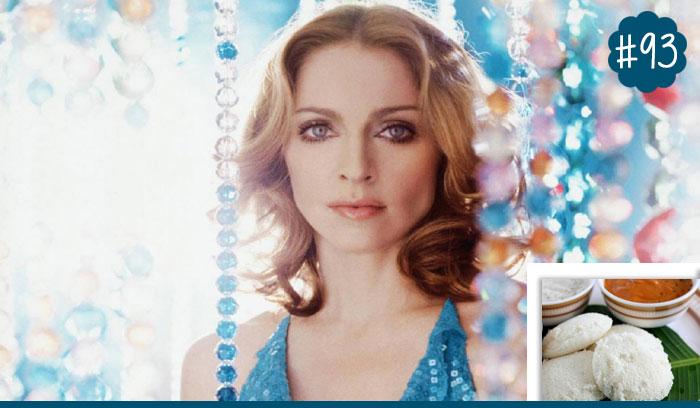 Madonna-Celebrity-Snack-Foods