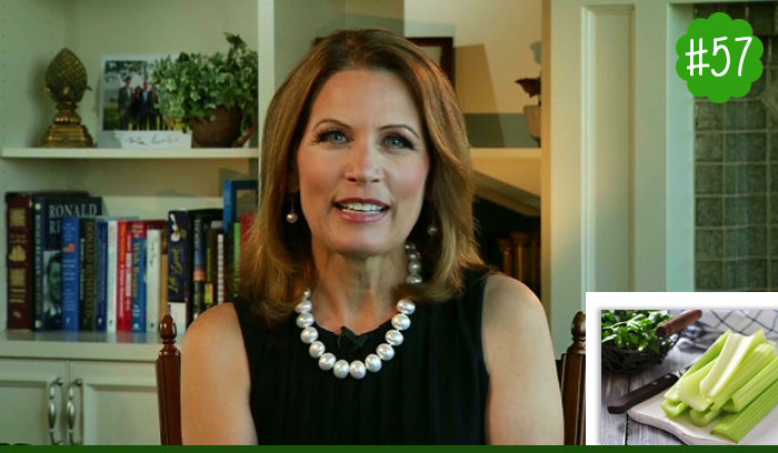 Michele-Bachmann-loves-to-snack-on-celery