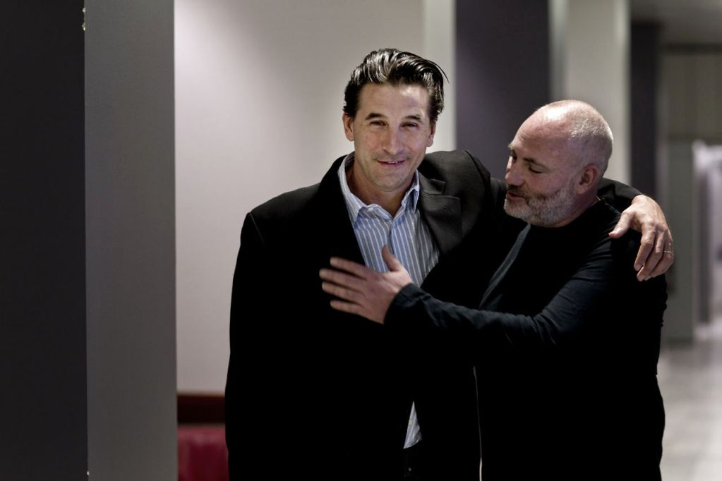 William Baldwin, Kim Bodnia
