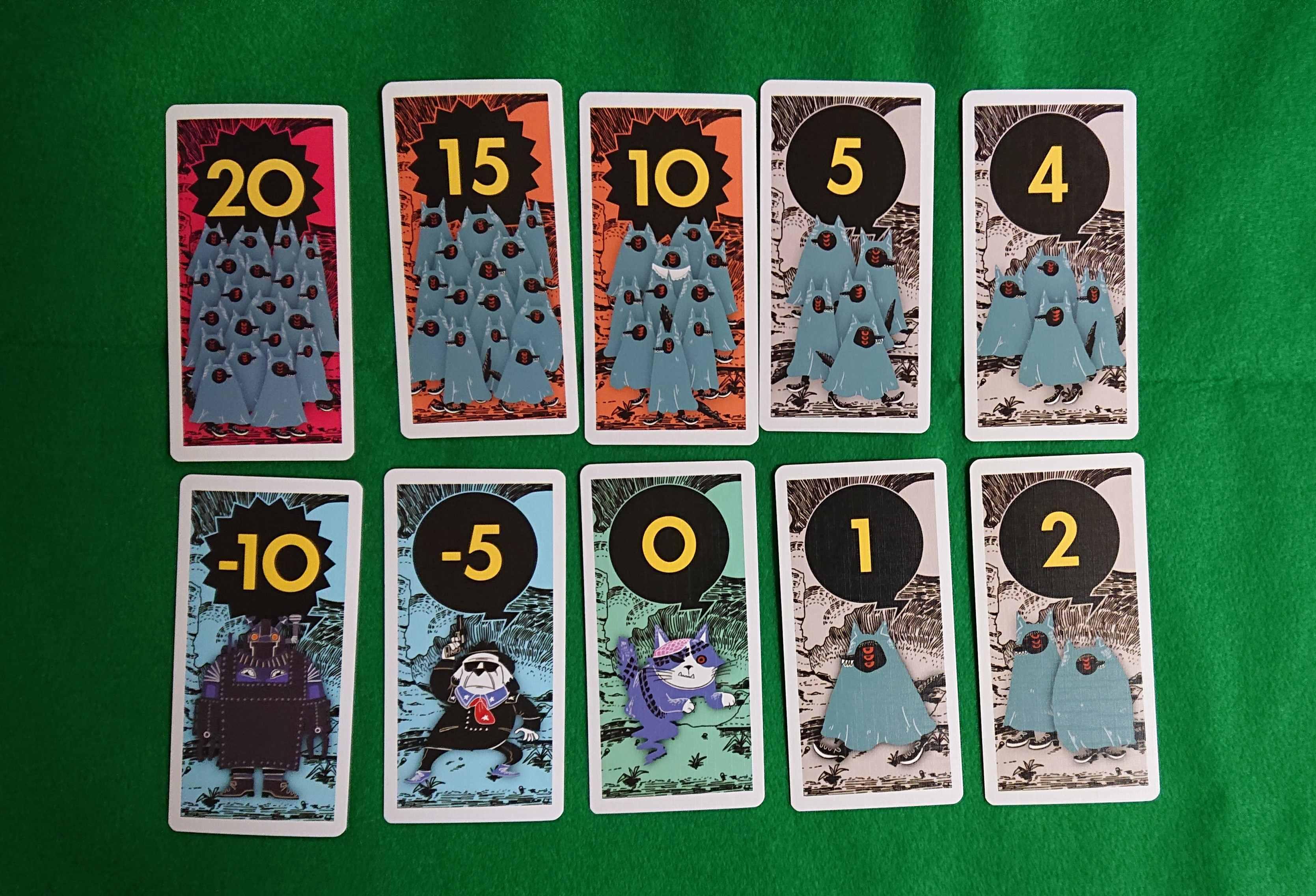 コヨーテ 傑作カードゲームです パーティゲームにピッタリ ボードゲームルール説明