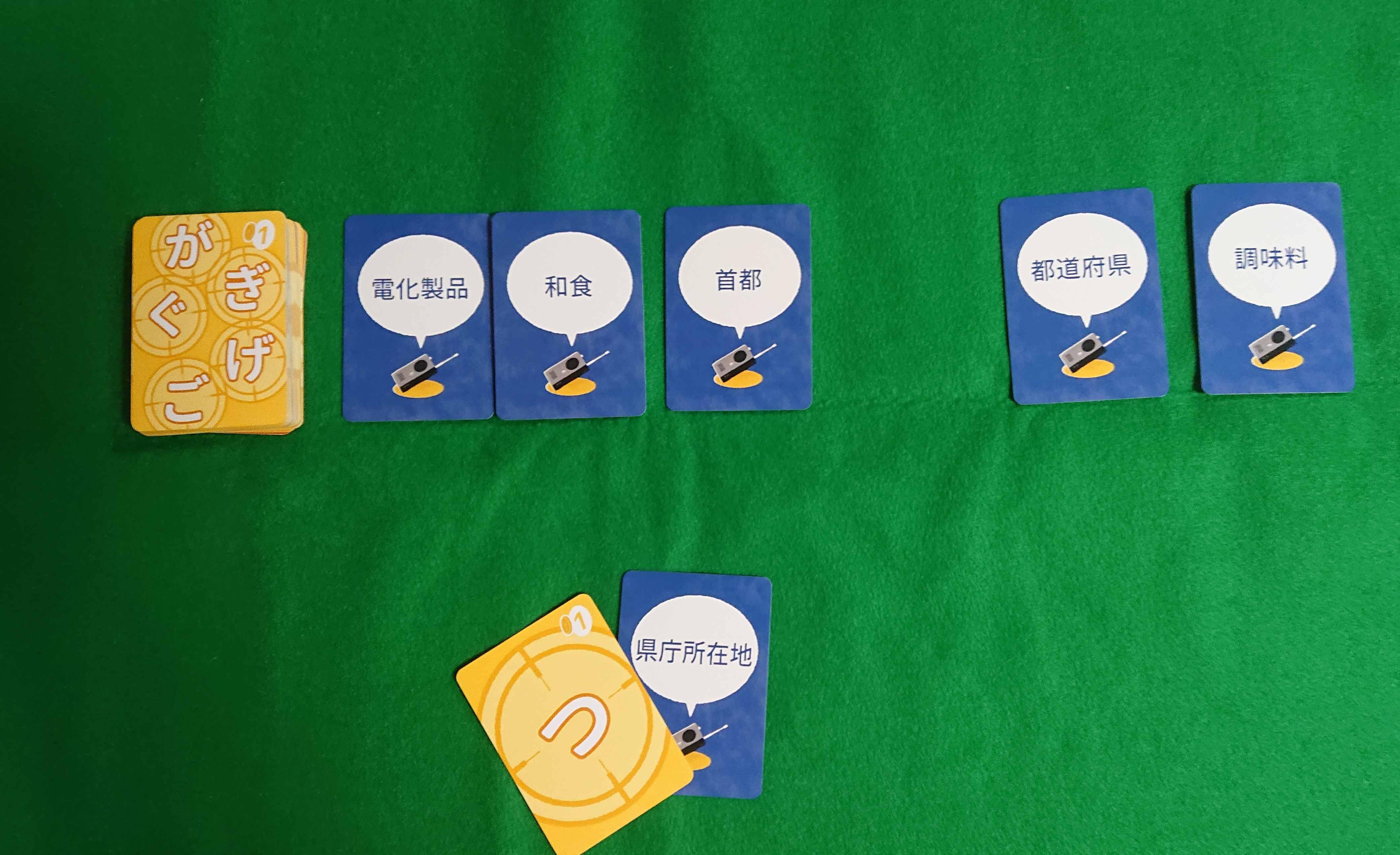 ワードスナイパー 言葉系 傑作カードゲーム お題に合った言葉を早く言おう 反射神経 ルール説明 ボードゲーム