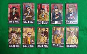 ファミリア第2版(その1) カードゲーム 仲間を集めて組織を大きく! ボードゲーム