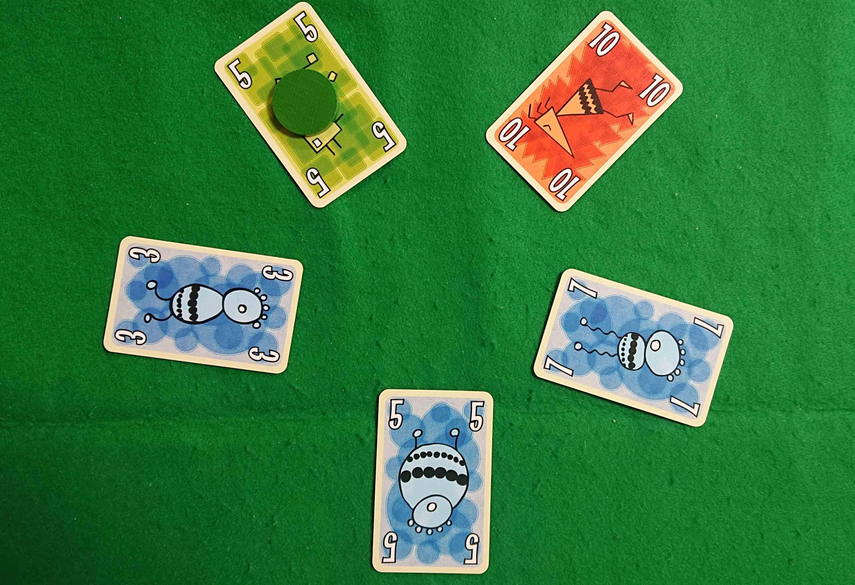 フォッペン おバカ(フォッペン)は誰だ?! 変則トリックテイキングカードゲーム ボードゲーム